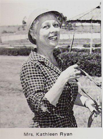 Mrs Frank Ryan